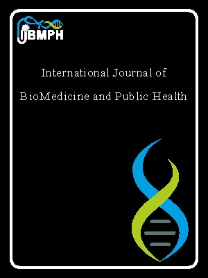 International Journal of Biomedicine and Public Health